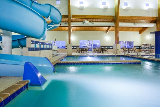 Holiday Inn Express Aberdeen Swimming Pool