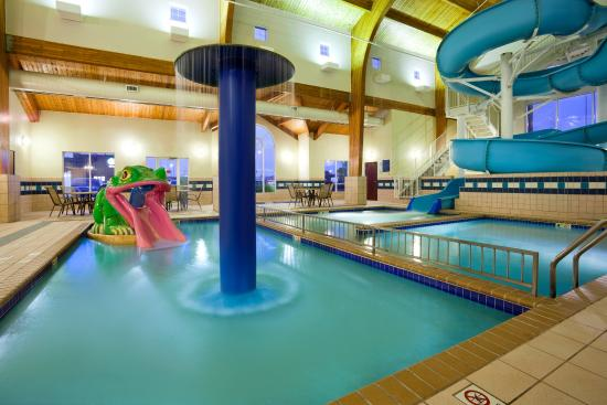 Swimming pool picture of holiday inn express aberdeen - Holiday inn hotels with swimming pool ...