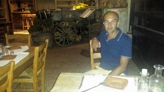 Kaliviani, Griekenland: taverna GRAMBOUSSA