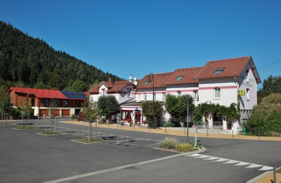Celles-sur-Plaine, Fransa: hotel des lacs vosges