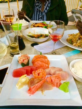 Sushi aoi washington dc restaurantanmeldelser tripadvisor for Aoi japanese cuisine newport