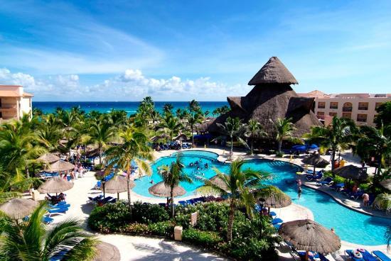Sandos Playacar Beach Resort: Pool