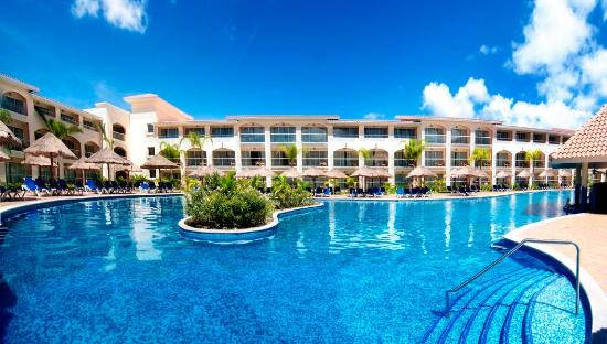 Sandos Playacar Beach Resort: Select pool