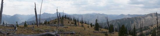 Diamond D Ranch: Pinyon Peak view
