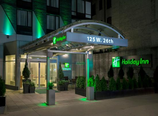 Holiday Inn NYC - Manhattan 6th Avenue - Chelsea: Located in the trendy Chelsea Neighborhood of New York City