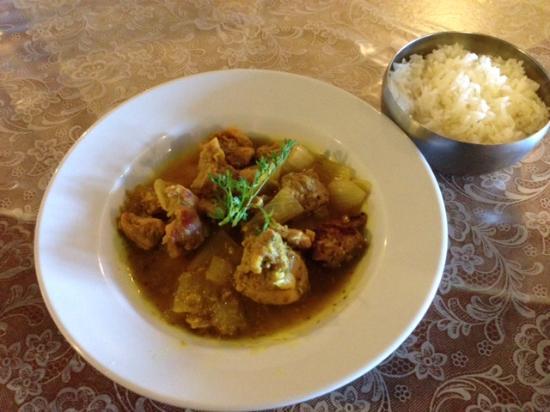 Indochine: Lemongrass Chili Chicken