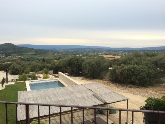 Saint-Saturnin-les-Apt, Frankrike: Las mejores vistas de la zona!!!