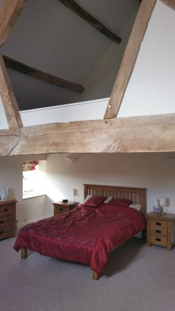Craswall, UK: Upper Bedroom
