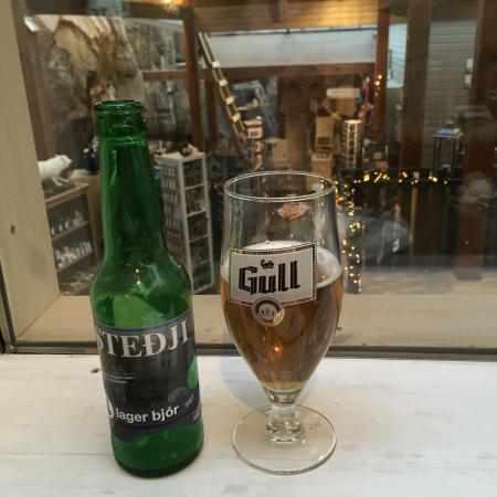 บอร์การ์เนส, ไอซ์แลนด์: Local beer, shopping & amazing grub