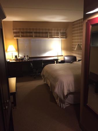 Sheraton Tarrytown Hotel: Room 404