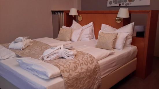 Letto In Tedesco.Letto Alla Tedesca Picture Of Das Opernring Hotel Vienna