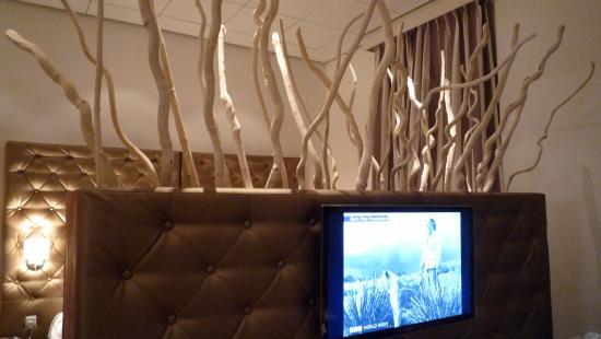 Hotel Royal Bridges: オブジェ?