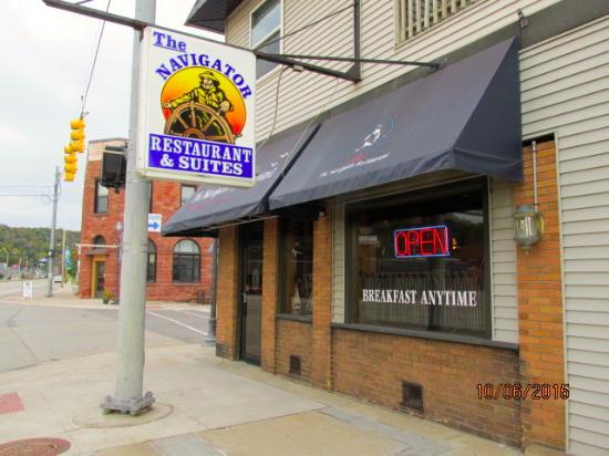 Navigator Restaurant: Facade