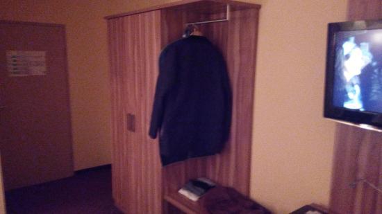 Hotel Silberhorn: Zimmer
