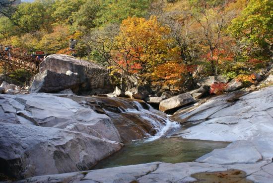 Biseondae Rocks