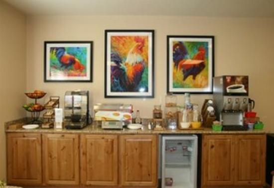 Buffalo, WY: Breakfast Bar