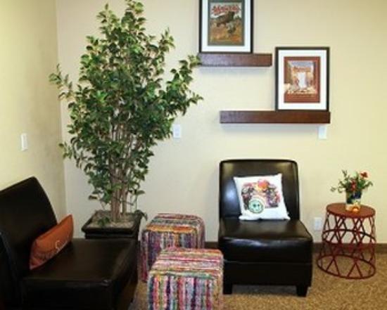 Buffalo, WY: Lounge Area