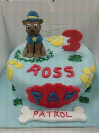 paw patrol Picture of The Cake Gallery Glasgow TripAdvisor