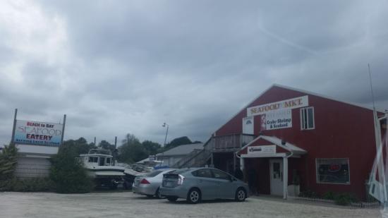 Princess Anne, MD: BEACH TO BAY