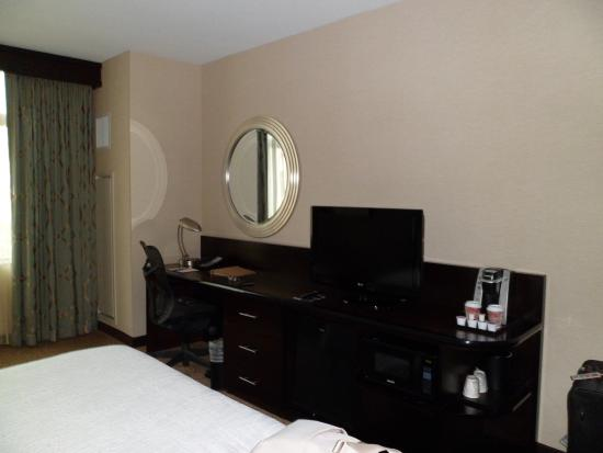 Hilton Garden Inn Washington DC/US Capitol: Quarto