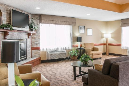 Sleep Inn & Suites: Mi Lobby