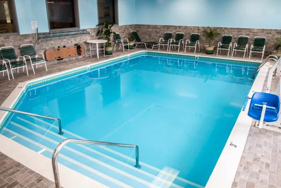 Sleep Inn & Suites: Mi Pool