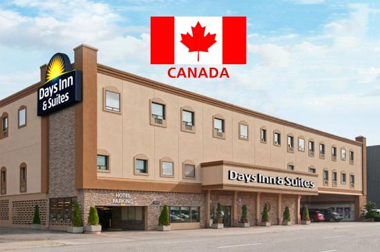 Days Inn & Suites Sault Ste. Marie, ON: Welcome to the Days Inn And Suites Sault Ste Marie