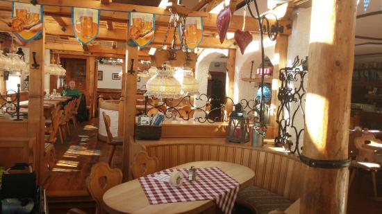 Andechser Mannheim : Restaurant