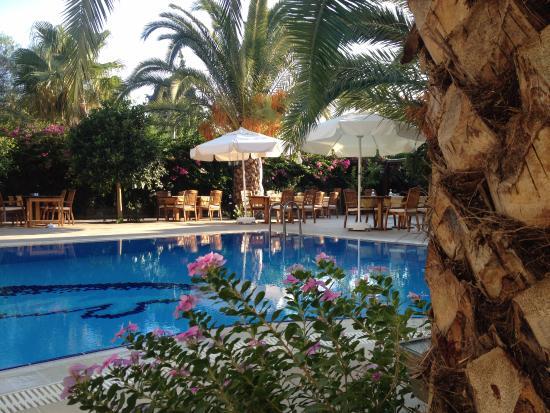 Ipek Garden Palace Boutique Hotel: Piscina