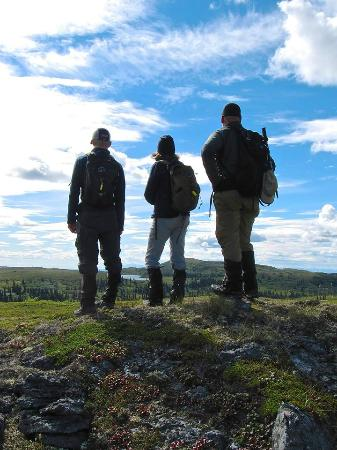 Caribou Lodge Alaska: Day Hikes