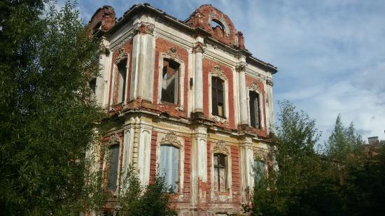 Horsy Building of House Znamenka