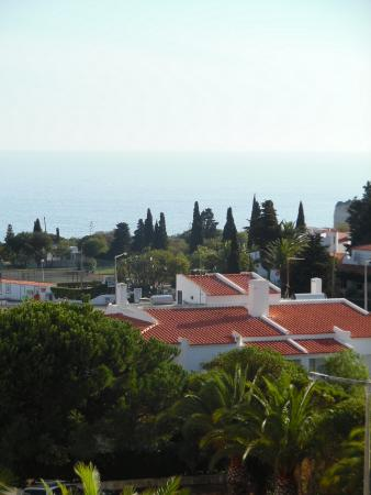 Be Smart Terrace Algarve : View from front balcony