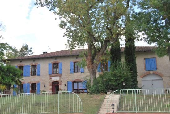 Senouillac, Frankrig: le bâtiment