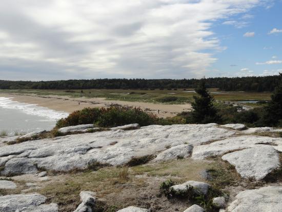 Reid State Park-October 2015