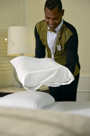 Iberostar Grand Hotel Bavaro: Butler Service