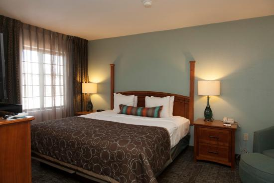 Staybridge Suites Colorado Springs: Newly Renovated King Suite