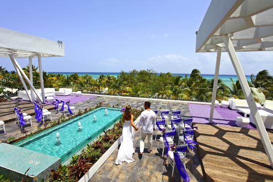 Weddings Picture of Sandos Caracol Eco Resort Playa del Carmen