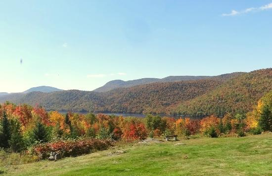 Garnet Hill Lodge: Fall views