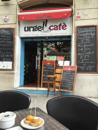 Urgell Cafe