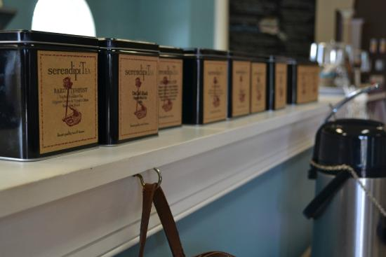Verona, VA: tea