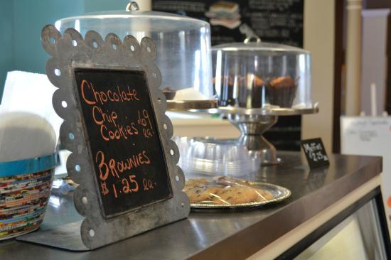 Verona, فيرجينيا: Fresh baked goods