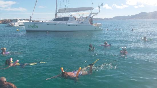 Simpson Bay, St. Martin/St. Maarten: 9