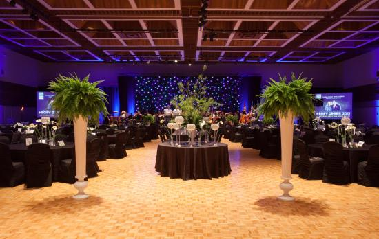 Hamilton Convention Centre by Carmen's: Gala Fundraiser - Chedoke Ballroom