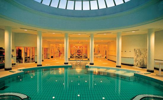 Hasdrubal Thalassa & Spa Djerba: Indoor_Pool_Spa