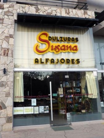 Dulzuras Susana