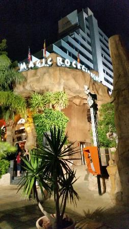 magic aqua rock gardens benidorm jet2