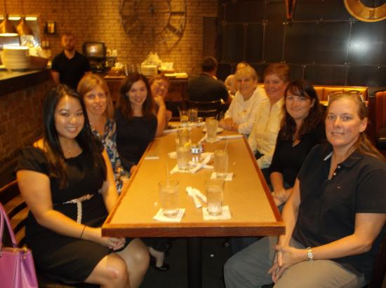 Bella Luna Cafe : Ladies Night Out