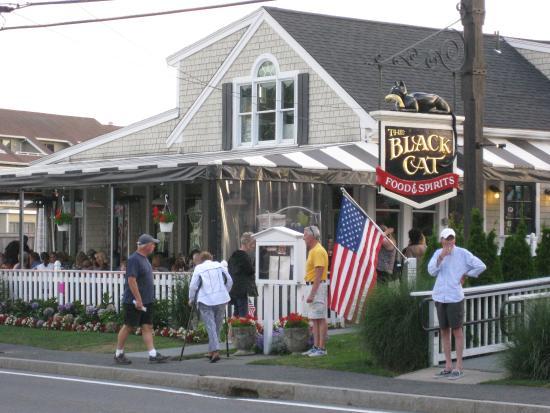 Baked Scrod Picture Of Black Cat Tavern Hyannis TripAdvisor