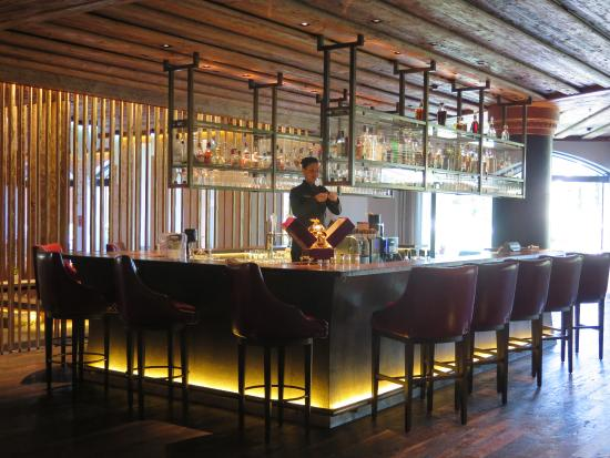 Alpina Bar Picture Of The Alpina Gstaad Gstaad TripAdvisor - Gstaad alpina