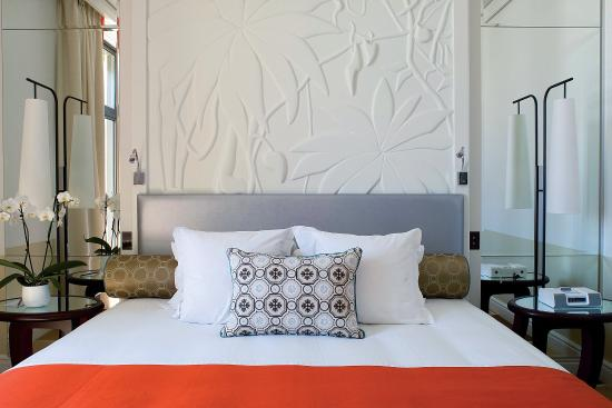Hotel Royal-Riviera: Superior room Sea and Garden view